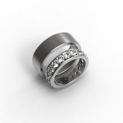 Восковка кольцо 10533