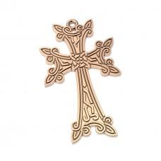 Восковка крест 10542