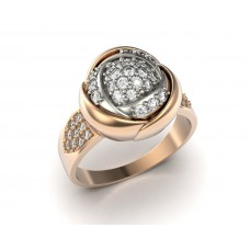Восковка кольцо 10552