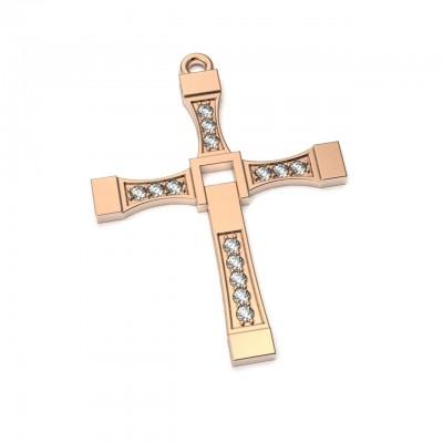 Восковка крест 10555