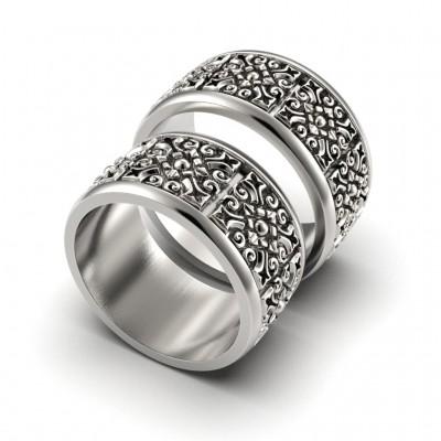 Восковка кольцо 10558
