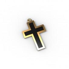 Восковка крест 10563