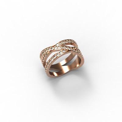 Восковка кольцо 10564