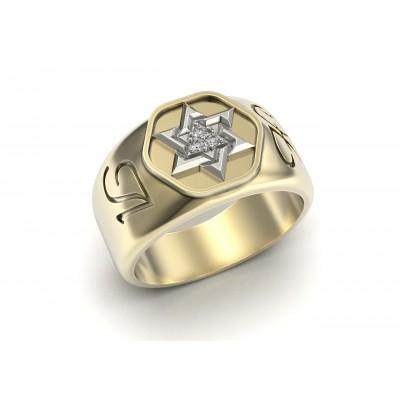 Восковка кольцо 10585