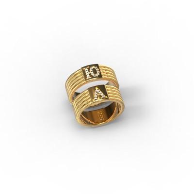 Восковка кольцо 10589