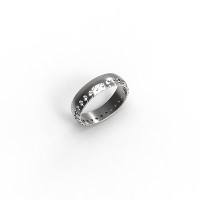 Восковка кольцо 10591