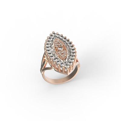Восковка кольцо 10633