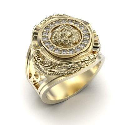 Восковка кольцо 10635