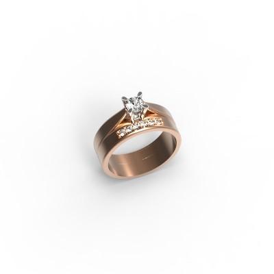 Восковка кольцо 10646