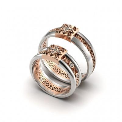 Восковка кольцо 10653
