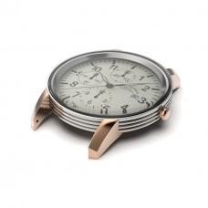 Восковка часы 10672