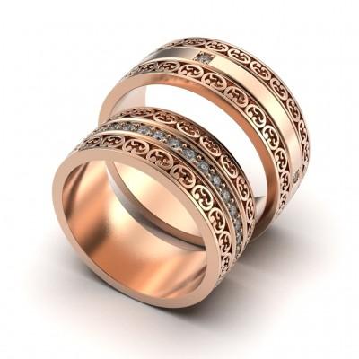 Восковка кольцо 10695