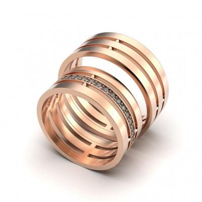 Восковка кольцо 10723