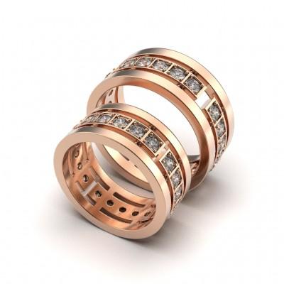 Восковка кольцо 10742