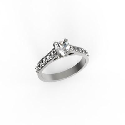 Восковка кольцо 10754