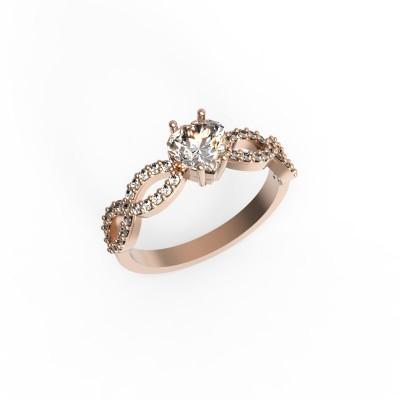 Восковка кольцо 10772