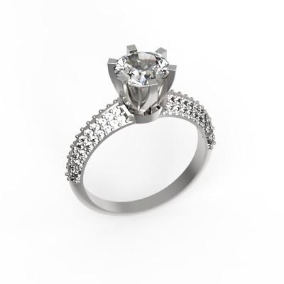 Восковка кольцо 10790