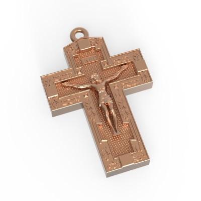 Восковка крест 10819