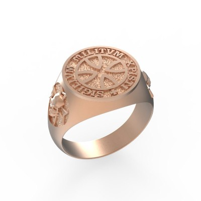 Восковка кольцо 10831