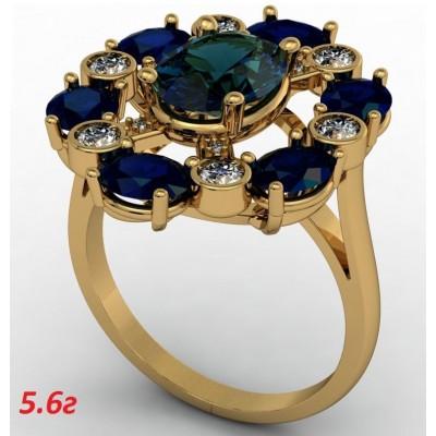 Восковка кольцо 1427