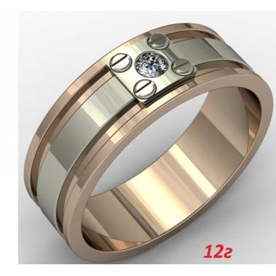 Восковка кольцо 1452