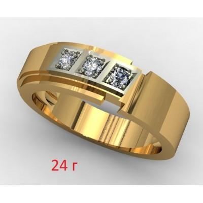 Восковка кольцо 1456