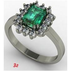 Восковка кольцо 1461