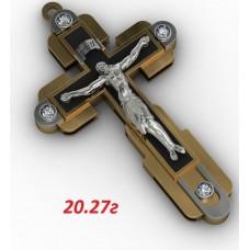 Восковка крест 1493