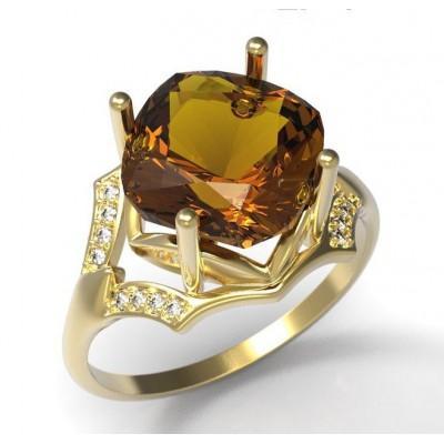 Восковка комплект кольцо серьги 4001.5