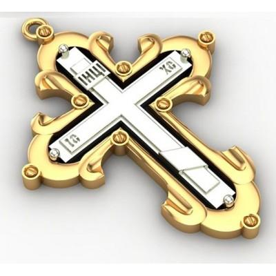Восковка крест 5061