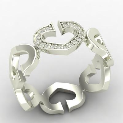 Восковка кольцо 5105