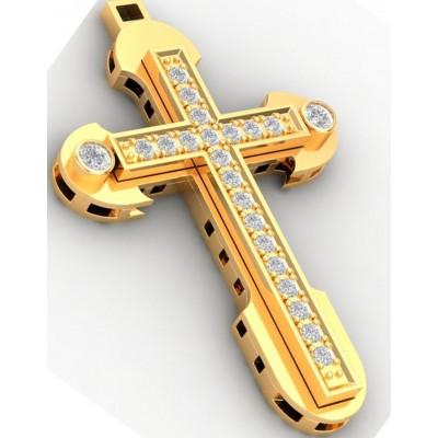 Восковка крест 5160
