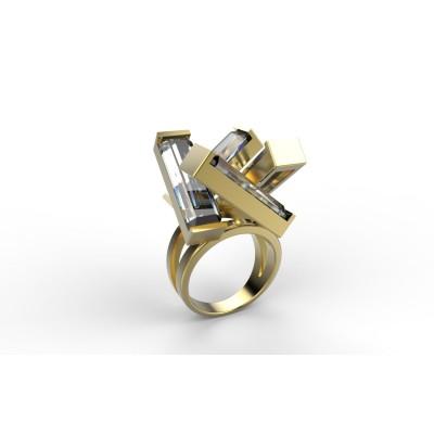 Восковка кольцо 5863