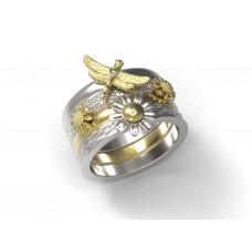 Восковка кольцо 5911