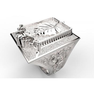 Восковка кольцо 5932