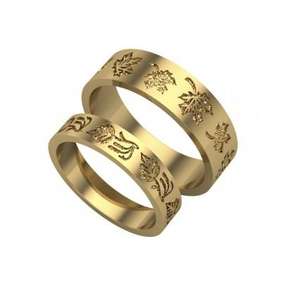 Восковка кольцо 5955