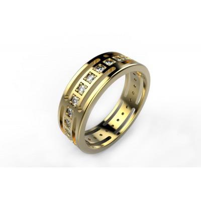 Восковка кольцо 5974