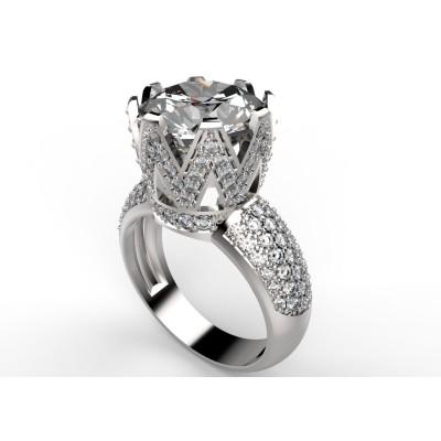 Восковка кольцо 5991