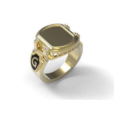 Восковка кольцо 5993