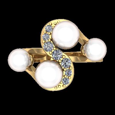 Восковка кольцо 6005