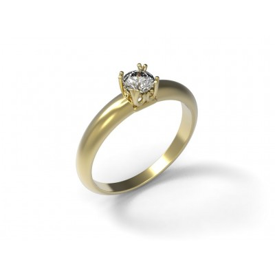 Восковка кольцо 6008