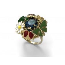 Восковка кольцо 6009