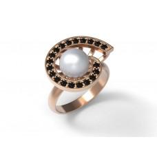 Восковка кольцо 6016