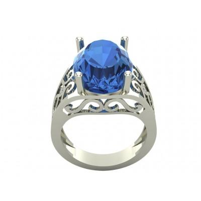 Восковка кольцо 6017