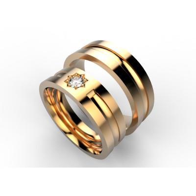 Восковка кольцо 6025