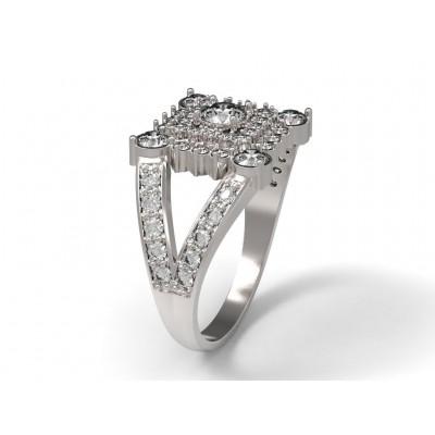 Восковка кольцо 6034