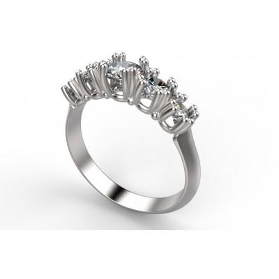 Восковка кольцо 6052