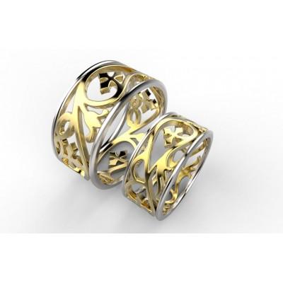 Восковка кольцо 6053