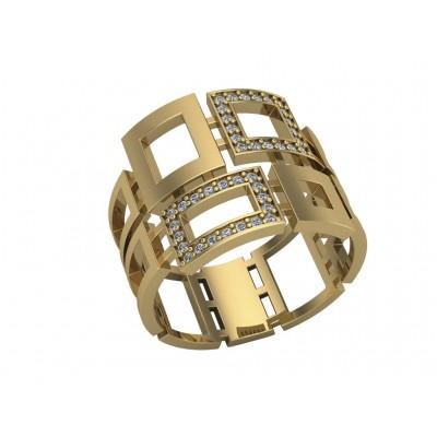 Восковка кольцо 6055