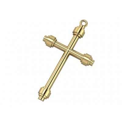 Восковка крест 6068